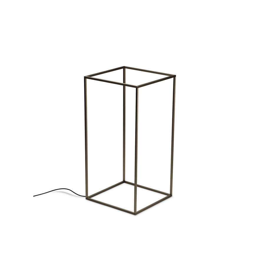 Ipnos Outdoor Anodized Bronze Lamp Only