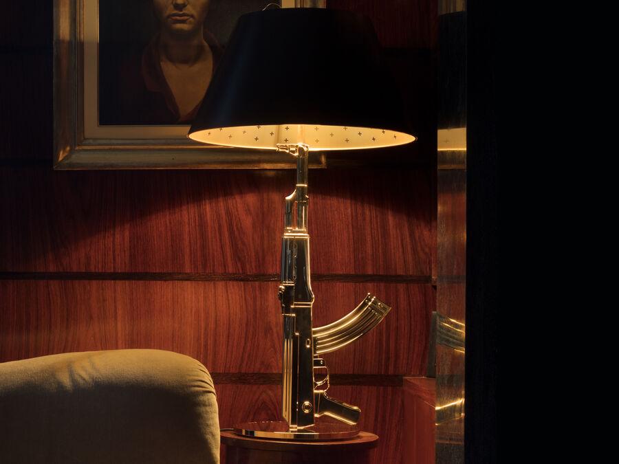 Guns - Table Gun