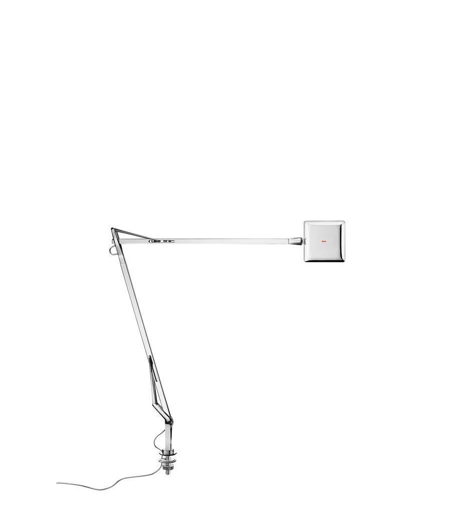 Kelvin Edge Desk support (hidden cable)